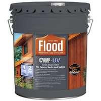 FLOOD CWF-UV CLR WOOD FINISH 5-G