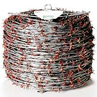 Barbed Wire 12.5ga 4pt Redbrand Brab Wire, 1320 Feet