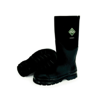 KNEE BOOT MUCK #6 CHORE BLACK