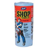SHOP TOWEL BLUE ROLL(30/CS)