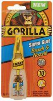 GLUE SUPER BRUSH/NOZZLE 10G