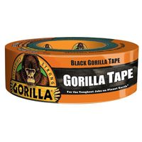 "DUCT TAPE BLACK 2""x35YD GORILLA"