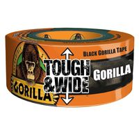 "DUCT TAPE BLACK 2.88""x30YD GORIL"