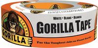 "DUCT TAPE WHITE 2""X30YD GORILLA"