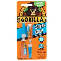 SUPER GORILLA GLUE  2-3g TUBES