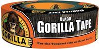 TAPE GORILLA BLACK  12YD