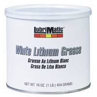 GREASE WHITE LITHIUM 1-LB CAN