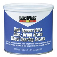 Lubrimatic 11380 High-Temperature Wheel Bearing Grease 16oz