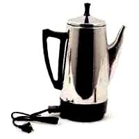 PRESTO SS COFFEE MAKER