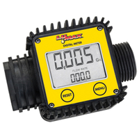 """FLOW METER ELECTRONIC 1""""FPT/MPT"""