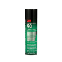 3M Spray 90 High Strength Adhesive, 17.6-Ounce