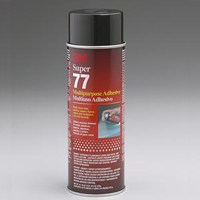 3M Super 77 Classic Spray Adhesive Original Formula, 16.5 oz