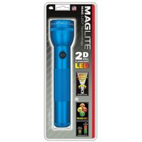 MAG-LITE  LED  2-D CELL  BLUE