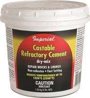 DRY MIX REFRACTORY MORTAR 12#