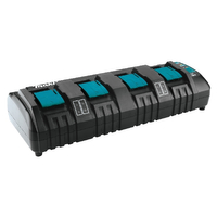 MAKITA ION CHARGER #DC18SF 4-BAY