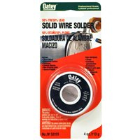 SOLDER 50/50 SOLID 4OZ