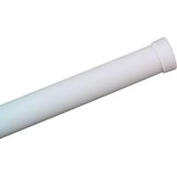 #309BC 6-FT WHITE CLOSET ROD