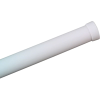 #309BC 8-FT WHITE CLOSET ROD