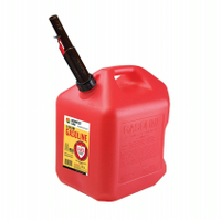 GAS CAN 5GL RED PL 5610 MIDWEST