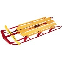 """60"""" WOOD/STEEL TRADITIONAL SLED"""