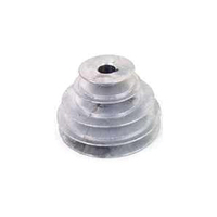 "PULLEY 141 4-STEP 1/2"" CHICAGO S"