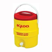 2-GAL IGLOO Yellow WATER COOLER