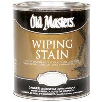 Old Masters 11816 Wiping Stain, Dark Mahogany, 1/2 pint