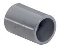 PVC CONDUIT COUPLING 1/2""
