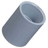 PVC CONDUIT COUPLING 1-1/2""