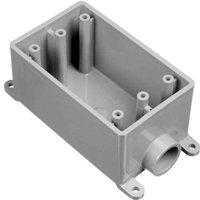 ELECTRICAL BOX W/P PVC FSE 1-1/2