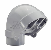 PVC CONDUIT ENTRANCE CAP 1/2""