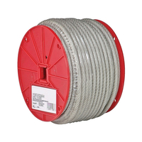 CABLE VINYL COATED 3/16 IN
