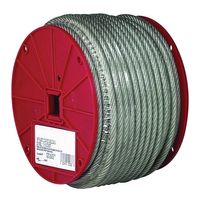 """CABLE VINYL COATED 3/32"""""""
