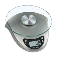 KITCHEN SCALE 3831S GLASS TOP