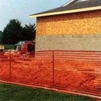 Orange Perimeter Fence, 48-Inch x 100-Foot Roll