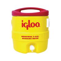 3-GAL IGLOO Yellow WATER COOLER