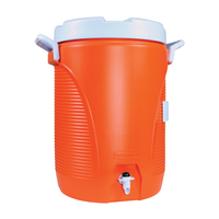5-GAL RBRMD Orange WATER COOLER