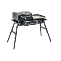 GRILL / GRIDDLE COMBO LP 1555