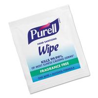 "PURELL HAND WIPES 5""X7"" BOX/100"