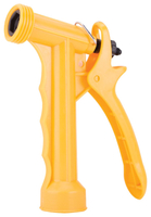 HOSE NOZZLE POLY FULL SIZE YELLO