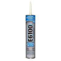 ADHESIVE E-6100 N/S CLEAR 10.2OZ
