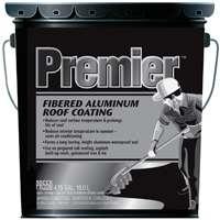 Henry PR550071 Fibered Aluminum Roof Coating 5 Gallon