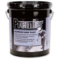 Henry PR500070 Point Premier Aluminum Roof Paint Unfibered 5 Gallon