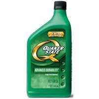 Quaker State 550024135 SAE 5W-30 Advanced Durability Motor Oil - 1 Quart