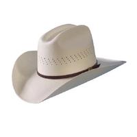 HAT COWBOY CANVAS 6-7/8