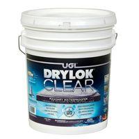 WATERPROOFER DRYLOK LTX CLEAR 5G