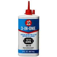 3-IN-ONE 10045 Motor Oil, 3 oz