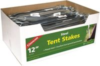 """TENT STAKE 12"""" STEEL"""