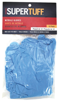 L/XL NITRILE PF GLOVES 12CT